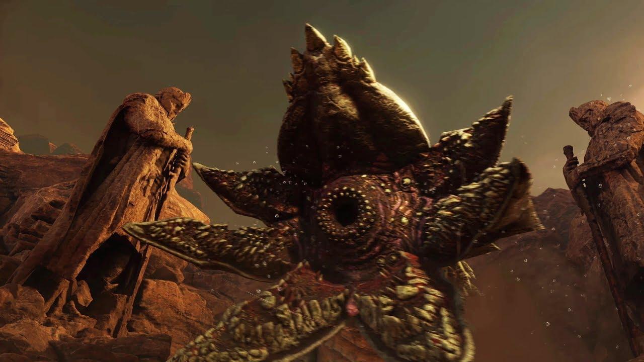 Shadow of War: Desolation of Mordor All Cutscenes Movie (4K Ultra HD)
