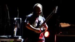 Suffocation live at Le Bikini - 2015-09-13