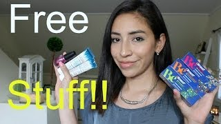 How to get Free Stuff ! | AdrianneViz Thumbnail