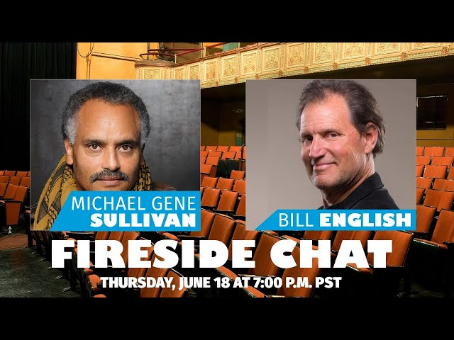 Empathy Gym Fireside Chats | Michael Gene Sullivan