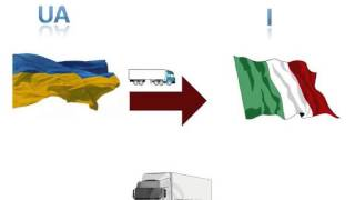 видео Доставка груза 200 из Италии в Украину