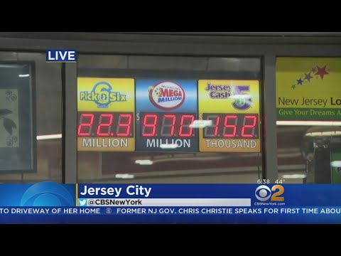 Lottery Hopefuls Can't Wait To Cash In