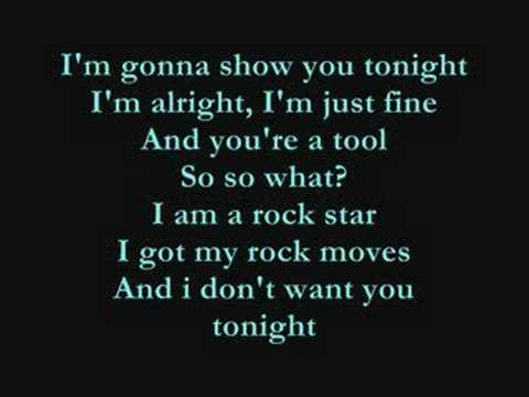 Pink So What- Lyrics
