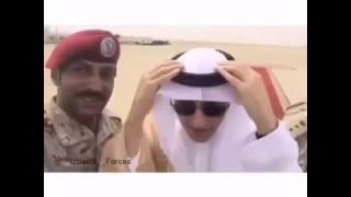 تواضع وزير الخارجية السعودي الجبير الله يحفظه ويخليه ذخرا للوطن