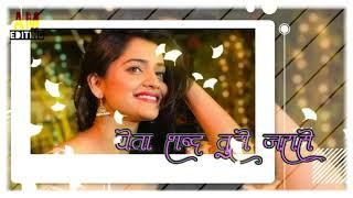 Soduni Tu Javu Nko Dur|Love Status| Shiva Mhatre|Jayesh Mhatre|Prachi Kasare|Rudra Patil