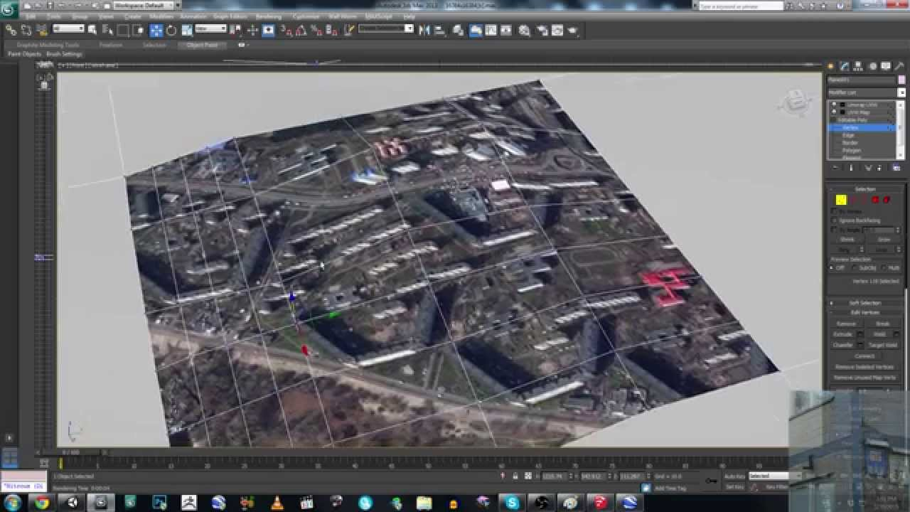 Lets Create Real Scale World In Unity D Tutorial   Terrain - Nyc map google earth