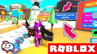 NOVÝ REBIRTH MAGNET, 2005 LEVEL A ČEPIČKY - Magnet Simulator! | Roblox | tNo CZ/SK
