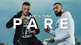 AZET X ZUNA - Gjujna me pare (prod. by LUCRY) #KMNSTREET Vol. 10