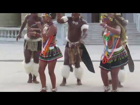 Baba Nomama (a traditional Zulu wedding song) by Beyond Zulu