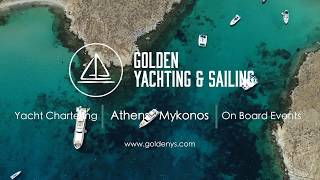 GOLDEN YACHTING & SAILING | ATHENS - MYKONOS | Events On Board |