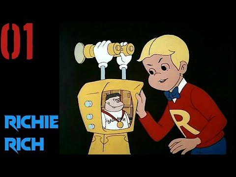 Download Richie Rich(1980 ) || Episode 01 || Hindi Dubbed || 480p