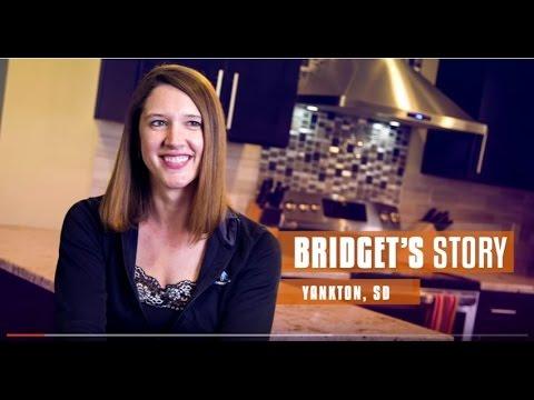 Bridget's Story   You Can Live in South Dakota