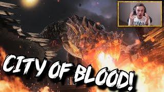 'Gorod Krovi' Gameplay Trailer REACTION! (Black Ops 3: Zombies)