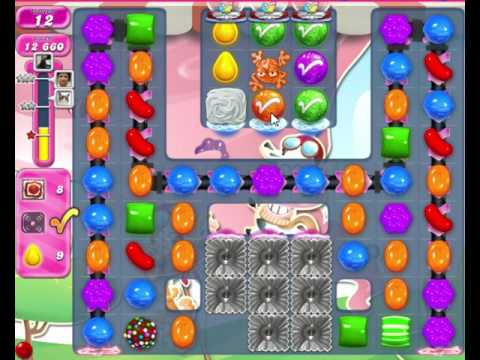 Candy Crush Saga LEVEL 2296 NO BOOSTERS