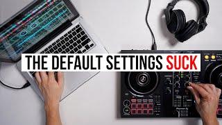 ALWAYS change these 5 DJ Settings (Serato, Rekordbox DJ)