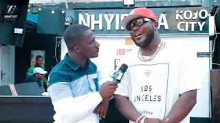 Bullet Is A Liar, He Duped Me And Made Police Chase Me On Top - Nhyiraba Kojo Shares Bitter story