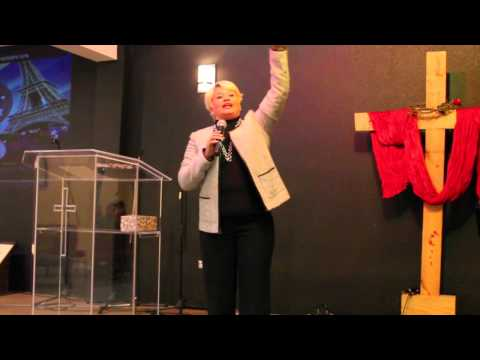 """Pastora Maggie Rodriguez   """"La Confianza en Dios"""""""