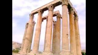 Храм Зевса Олимпийского(Прогулялись вокруг Храма. Грандиозность колонн поражает!, 2013-03-13T22:07:58.000Z)