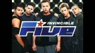 Download Five - Invincible MP3 song and Music Video