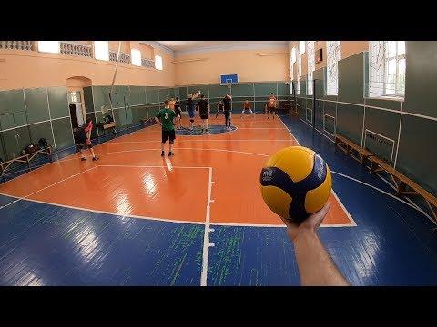 Волейбол от первого лица. Mikasa V200w и V300w новые официальные мячи FIVB | 14 Episode