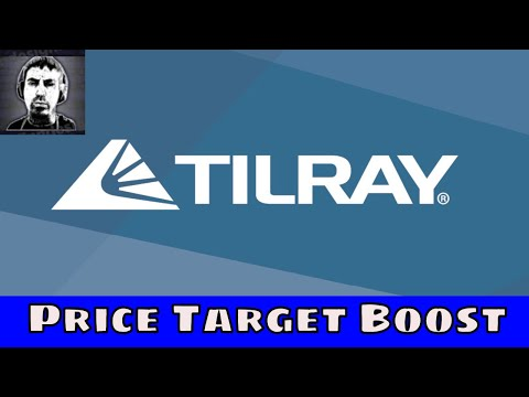 🌿(TLRY) Tilray Stock Update | Price Target Boost 🌿