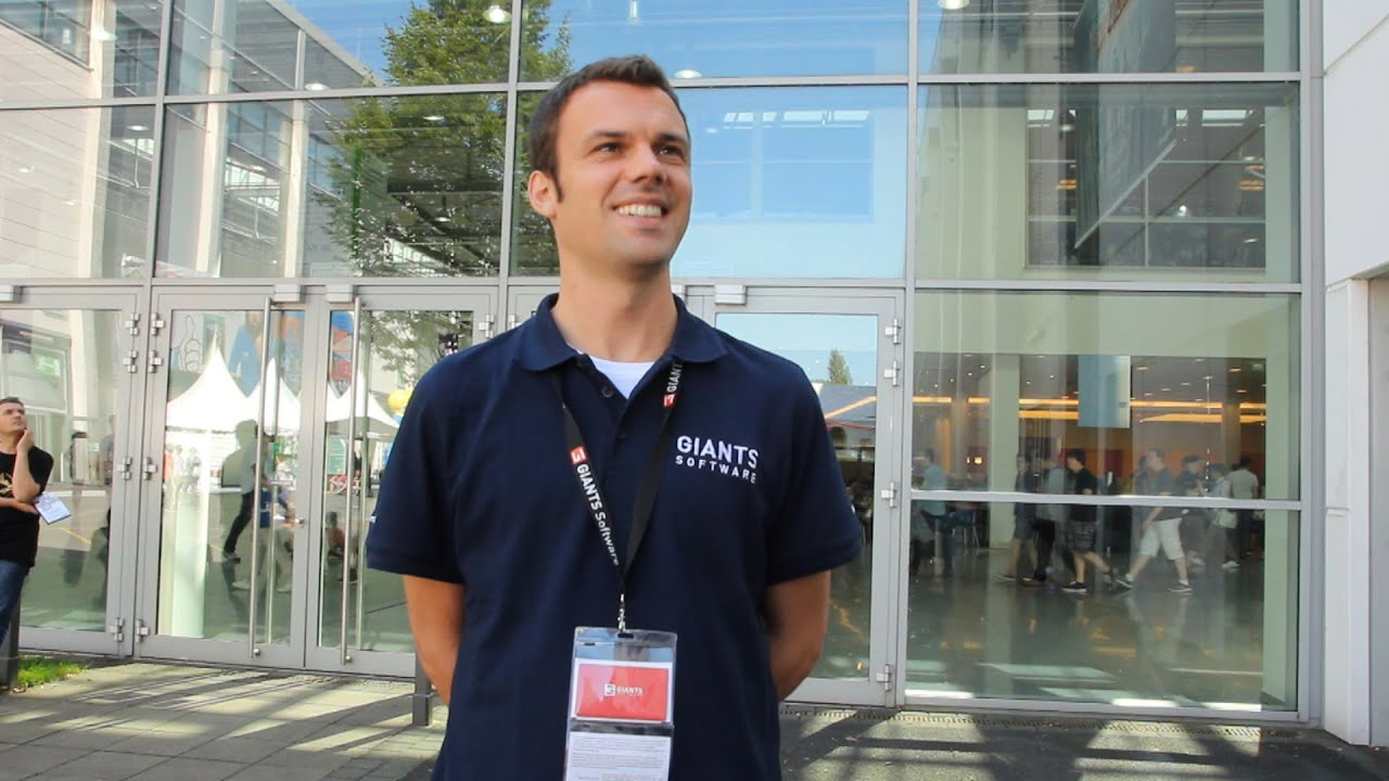 [LS15] Gamescom 2015: Interview mit GIANTS Software | LS ...