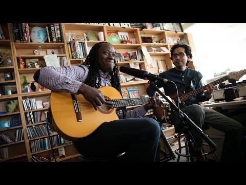 Aurelio Martinez: NPR Music Tiny Desk Concert