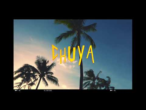 Chuya - PALM TREES (OFFICIAL LYRIC VIDEO)