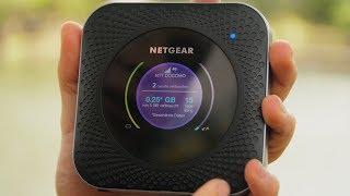Netgear Nighthawk M1 | Mobiler LTE-Router mit Data Offloading im Test [Deutsch]
