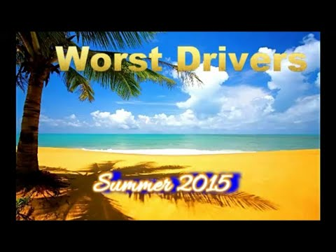 Chicagoland's Worst Drivers 1 (Summer 2015)