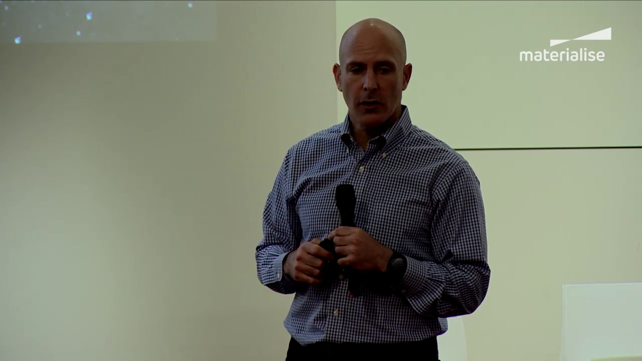 """MWS 2017: Gil Perez, """"Industrial 3D Printing, Digital Manufacturing and Business Networks"""""""