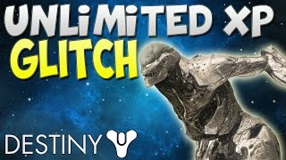 Destiny Unlimited XP Glitch - Destiny How To Level Up Fast - Destiny Engram Farming 2015