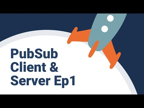 Create your own PubSub Client & Server use WebSocket - By