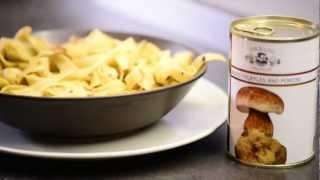 Urbani Truffle Thrills Porcini And White Truffles Recipe Tagliatelle Porcini And White Truffles