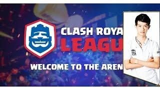 20 WINS CHALLENGE!!! Clash Royale League Challenge
