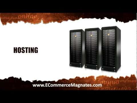 E-Commerce & Web Hosting Explained!