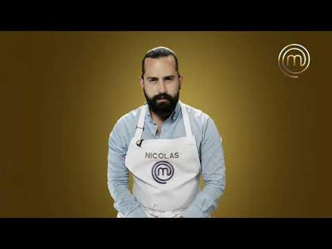 ¡Nicolás González llega a MasterChef! | MasterChef México 2020