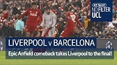 Anfield magic stuns Barca as Liverpool reach final!   No Filter UCL: Liverpool vs Barcelona