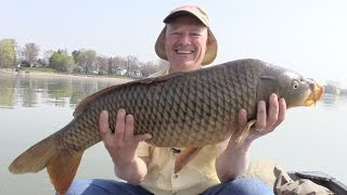 How to Catch Big Carp Using a T-Turn Sliding Sinker Rig
