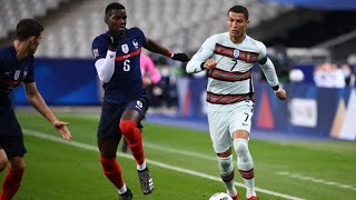 FRANCE 0 0 PORTUGAL HIGHLIGHTS UEFA Nations League