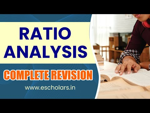 Ratio Analysis | Complete revisionary video | 12th Accounts |