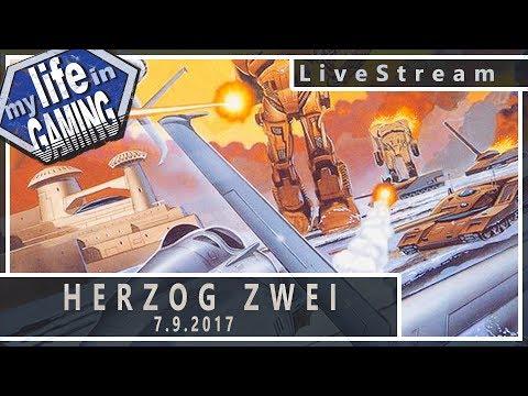 Herzog Zwei (w/StopSkeletonsFromFighting) 7.9.2017 :: LiveStream - Herzog Zwei (w/StopSkeletonsFromFighting) 7.9.2017 :: LiveStream