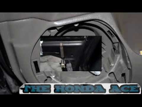 How to Remove Door panel Honda Civic