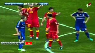 Ukraine vs Montenegro -  (EUROPE: World Cup - Qualification 2012 ...RTCG)