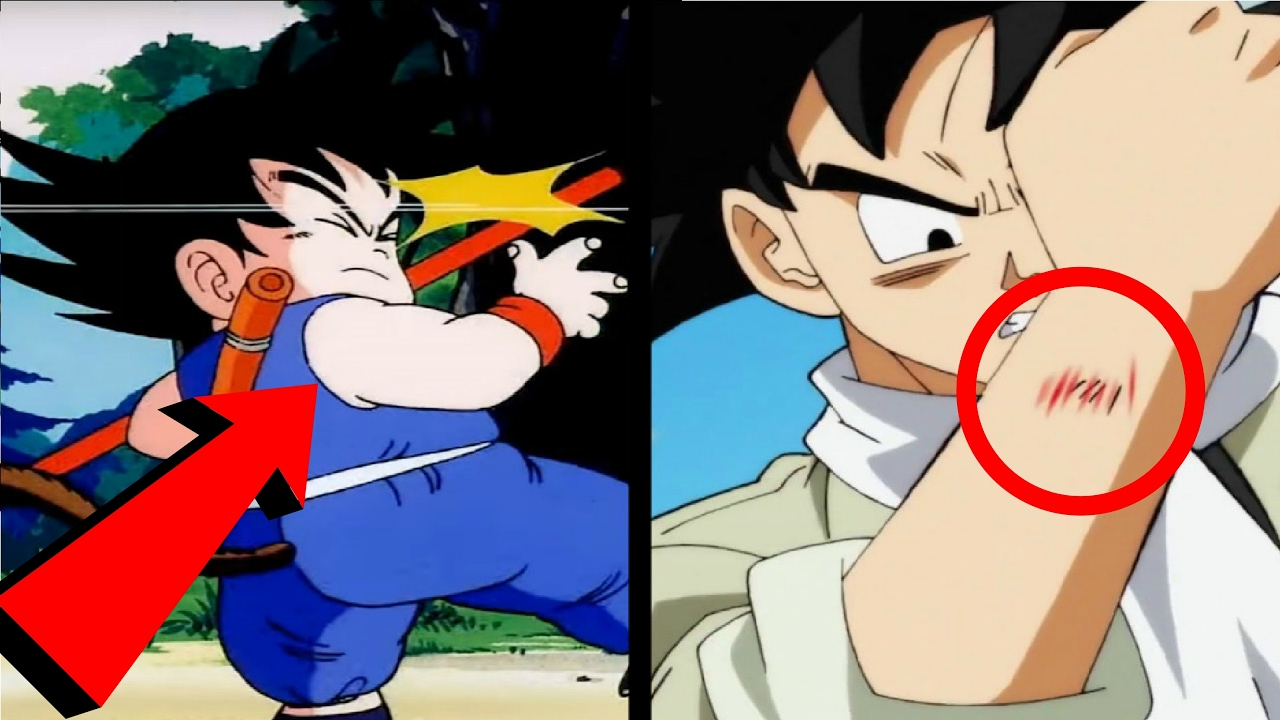 what are all the things super has contradicted or retconed from dbz