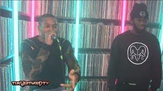 Scorcher & Terminator freestyle - Westwood Crib Session