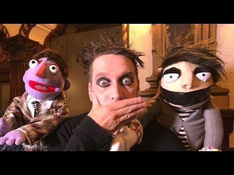 Tape Face SPEAKS! Former America's Got Talent Star Talks New Tour, Vegas Show & TapeFace Puppet!