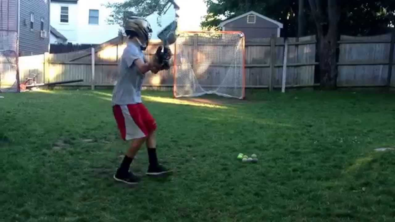 bar down summer lax backyard lax youtube