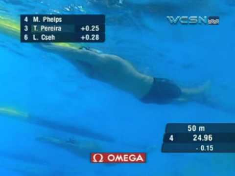 Phelps Continues to Shatter Records in Australia