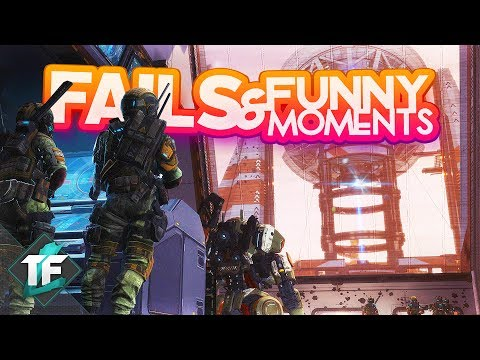 Titanfall 2 - Top Fails, Funny & Epic Moments #14!